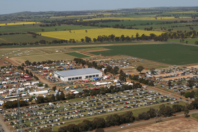 Elmore Field Days